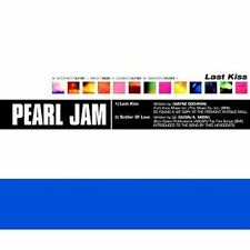 Last Kiss [Single] by Pearl Jam (MINT CD, Jun-1999, Sony Music Distribution (USA