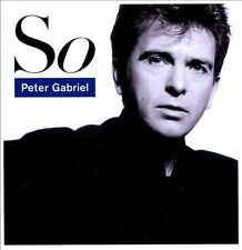 So [25th Anniversary Edition] [Deluxe Edition] by Peter Gabriel (CD, 2012, 3...