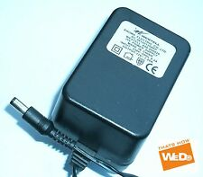 WESTELL POWER ADAPTER AC-481201250KP A90-606026 12V 1.25A UK PLUG