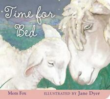 Time for Bed padded board book, Mem Fox, Good Book