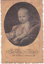 CPA 94 - Personnalité - Le Roi de Rome né à Paris le 20 mars