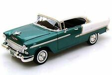 1955 Chevy Bel Air 1:18 Diecast Model Car From Motor Max (73185GR)