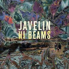 Hi Beams [Digipak] by Javelin (CD, Mar-2013, Luaka Bop)