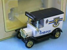 Lledo SP-6 Ford Model T Van Wimbledon FC White Body Football Soccer