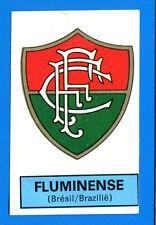 FOOTBALL 1972-73 BELGIO -Panini Figurina-Sticker n. 316 -FLUMINENSE SCUDETTO-Rec