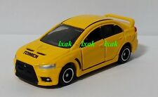 TOMICA #067-7 MITSUBISHI LANCER EVOLUTION X 1/61 JAPAN EXCL NOT FOR SALE VERSION