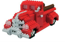 Pickup Truck Nanoblock micro sized building block construction toy Kawada