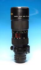 Canon Zoom Lens FD 85-300mm / 4.5 für Canon FD Objektiv lens objectif - (100378)