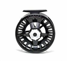 Waterworks Lamson Remix 3.5 Fly Reel - Black - New w/ Box & Case