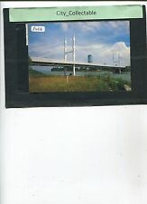 P258 # MALAYSIA USED PICTURE POST CARD * THE NEW BRIDGE LEADS TO YAYASAN SABAH
