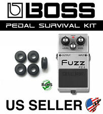 BOSS FZ-3 FUZZ SURVIVAL KIT GUITAR PEDAL GROMMET RUBBER O-RING SET OF 5