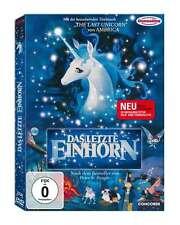 EL ÚLTIMO EINHORN The Last Unicornio REMASTERIZADO CLÁSICOS DVD nuevo