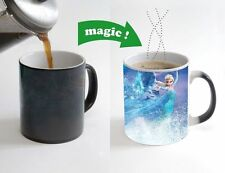 Frozen Disney Color Changing Magic Heat sensitive Tea Cup Coffee Mug gift 91
