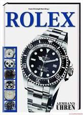 Fachbuch Rolex Armbanduhren, Modellübersicht, über 350 Bilder, NEU, OVP, toll