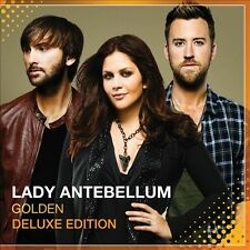Golden [Deluxe Edition] by Lady Antebellum (CD, 2013, Capitol)