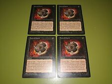 Funeral Charm x4 - Visions - Magic the Gathering MTG 4x Playset