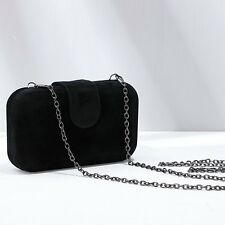 New Women Handbag Party Evening Envelope Chain Clutch Shoulder Bag Wallet Purse
