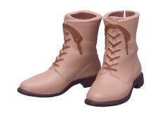 [Dolls wonderland] momoko's Boots, Beige