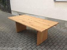 Esstisch Eiche Wild Massiv Holz Tisch Beistelltisch NEU au.auf Maß-ohne Sitzbank