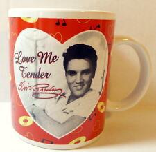 Elvis Presley Mug Love Me Tender  1998