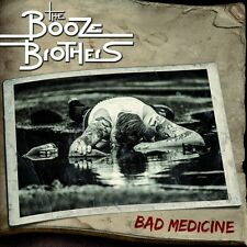 The Booze Brothers - Bad Medicine LP   (Kings of Nuthin') Punk N Roll