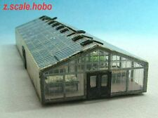 Luetke Z Scale Greenhouse Nursery Kit *NEW USA DEALER