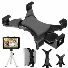 Tripod Mount Holder Bracket 1/4'' Thread Adapter For 7~10.1'' Tablet iPad 2/3/4