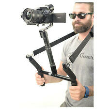 Glide Gear Geranos 3Axis Gyro Motorized DSLR Mirrorless Camera Stabilizer GNS100
