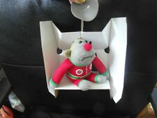 Boxed Comic Relief Medium PG Tips J Vegas Monkey TV Advert Knitted Official tag