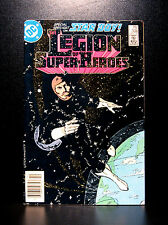 COMICS: DC: Legion of Super-Heroes #306 (1980s) - RARE (flash/batman/wonder)