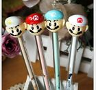 2 xCute Super Mario Bros Stamp Party Cute Kids novelty stationery gift Kawaii