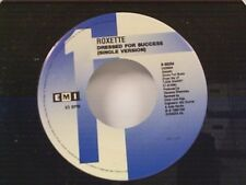 """ROXETTE """"DRESSED FOR SUCCESS / THE LOOK (LP VERSION)"""" 45  MINT"""