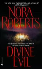 Divine Evil by Nora Roberts (1992, Paperback)