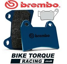 BMW S1000RR HP4 13  Brembo Carbon Ceramic Rear Brake Pads