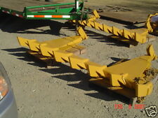 "dozer blade root rake, 100"" wide, 990 lbs AR400 steel NEW"