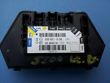 MERCEDES-BENZ W220 S430 S500  LEFT REAR DOOR CONTROL MODULE 2208211558
