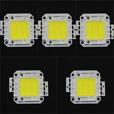 20W Cool White 5PCS Superbright LED High Power Lamp SMD Chip DIY Light Bulb New