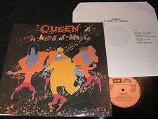 QUEEN A Kind Of Magic / Czech LP 1988 SUPRAPHON 11134425