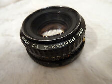 PENTAX SMC   50MM F2 A     PKA  FIT   FOR PENTAX SLR or DSLR