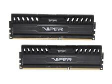 "Patriot Viper 3 ""Black Mamba"" 16GB (2x8GB) Ultra Fast 2133MHz DDR3 RAM"