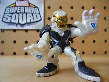 Marvel Super Hero Squad IRON MAN in Ghost Armor - Target Exclusive Mission Pack