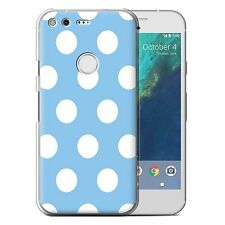 STUFF4 Phone Case for Google Nexus/Pixel Smartphone/Polka Dot Pattern/Cover
