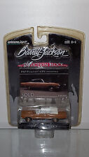 1/64 GREENLIGHT AUCTION BLOCK 1970 PLYMOUTH GTX CONVERTIBLE BROWN B19
