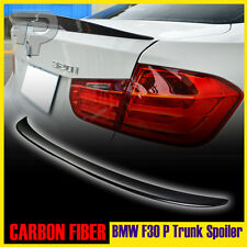 Carbon Fiber For BMW 3-Series F30 12-16 HIGH KICK Performance Trunk Spoiler