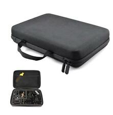Carry Travel Case For GoPro Hero 4 3+ 3 2 1 Action Camera Go Pro HD Large Size