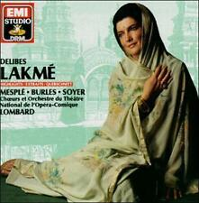 Delibes: Lakm' (Highlights) (CD, May-1990, EMI Music Distribution)