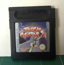 NINTENDO GAME BOY UGS BUNNY CRAZY CASTLE 3  VER FOTO
