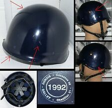 F  OCCASION: Casque F1 Gendarmerie sans insigne / Used French MP helmet no badge