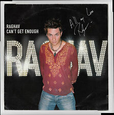 "RAGHAV - CAN'T GET ENOUGH 12"" SIGNED Mushtaq Fun-Da-Mental Iceberg Slimm Sinergy"