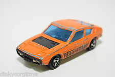 MAJORETTE 219 MATRA SIMCA BAGHEERA ORANGE EXCELLENT CONDITION